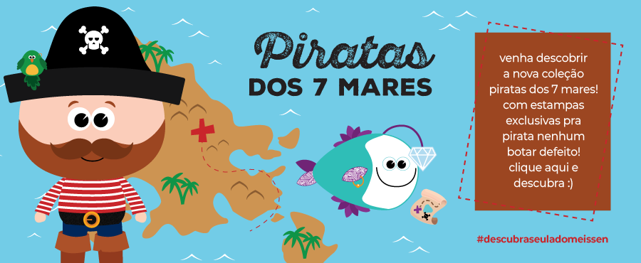 Coleção Pirata